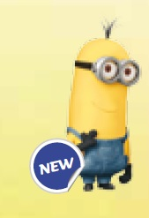 WARMIES PELUCHE MINION KEVIN - Farmapage.it