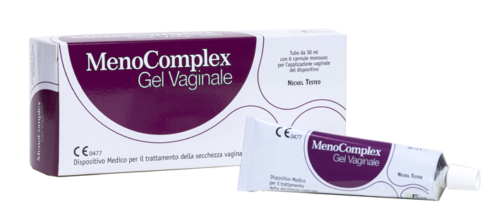 MENOCOMPLEX GEL VAGINALE TUBO 30 ML + 6 APPLICATORI - Farmaci.me