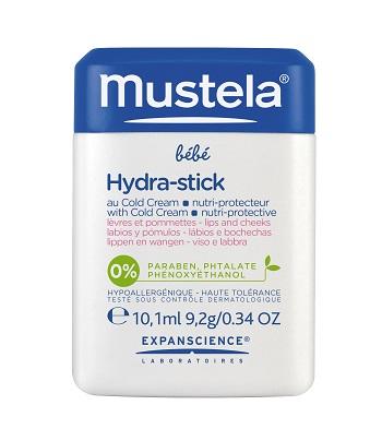 Mustela Hydra Stick Con Cold Cream 11ml - Farmacia 33