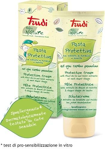 TRUDI BABY NATURE PASTA PROTETTIVA 100 ML - Farmaunclick.it