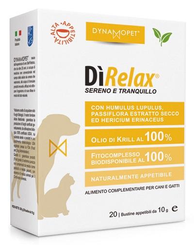 DIRELAX 20 BUSTINE 10 G - Farmacia Centrale Dr. Monteleone Adriano