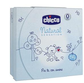 CHICCO COFANETTO REGALO NATURAL SENSATION PICCOLO BOY - farmaciadeglispeziali.it