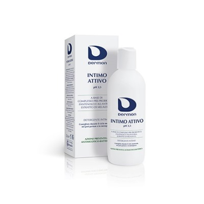 DERMON INTIMO ATTIVO 250 ML - La farmacia digitale