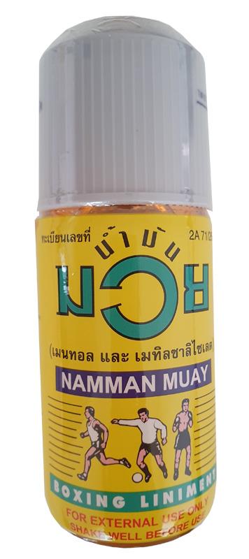 NAMMAN MUAY OLIO 120 ML - Farmacia Massaro