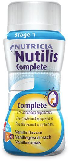 NUTILIS COMPLETE STAGE 1 VANIGLIA 4X125 ML