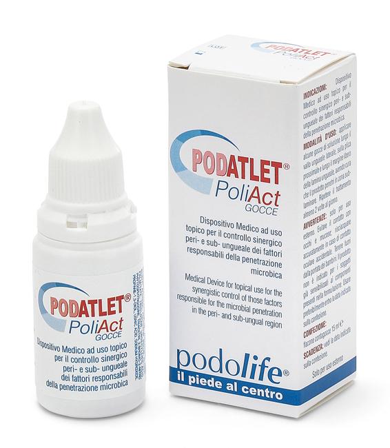 PODATLET POLIACT GOCCE 15 ML - Farmacia Castel del Monte