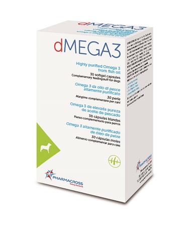 DMEGA3 OMEGA3 DA OLIO DI PESCE 30 PERLE - Farmafamily.it