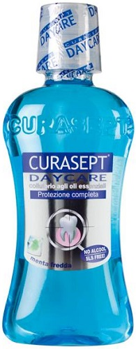 CURASEPT DAYCARE MENTA FREDDA 500 ML - Farmalke.it