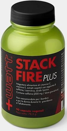 STACK FIRE PLUS 90 CAPSULE  - Parafarmacia la Fattoria della Salute S.n.c. di Delfini Dott.ssa Giulia e Marra Dott.ssa Michela