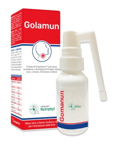 GOLAMUN SPRAY 25 ML - Farmaseller