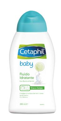 CETAPHIL BABY FLUIDO IDRATANTE 300 ML - Farmabros.it