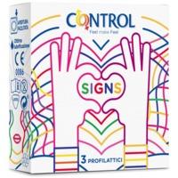PROFILATTICO CONTROL SIGNS 3 PEZZI - Farmacia 33