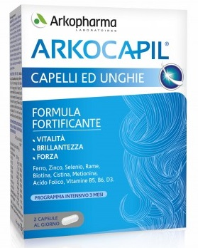 ARKOCAPIL PACK 2X60 CAPSULE - Farmia.it