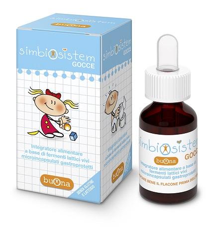 SIMBIOSISTEM GOCCE 10 ML - Farmaci.me