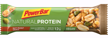 POWERBAR NATURAL PROTEIN SALTY PEANUT CRUNCH BARRETTA 40 G - Spacefarma.it