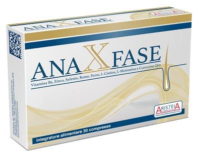 ANAXFASE 30 COMPRESSE - Farmacia Castel del Monte