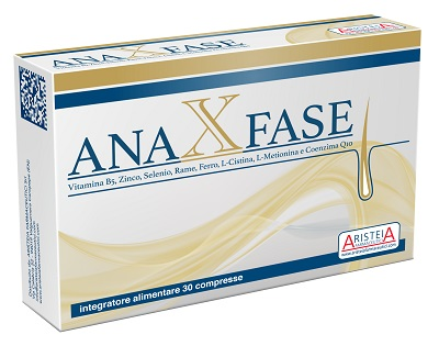 ANAXFASE 30 COMPRESSE - Parafarmacia Tranchina