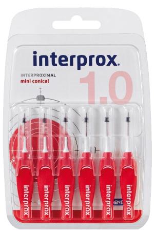 INTERPRO X 4G MINICONICAL BLISTER 6U 6LANG - Farmacia Centrale Dr. Monteleone Adriano