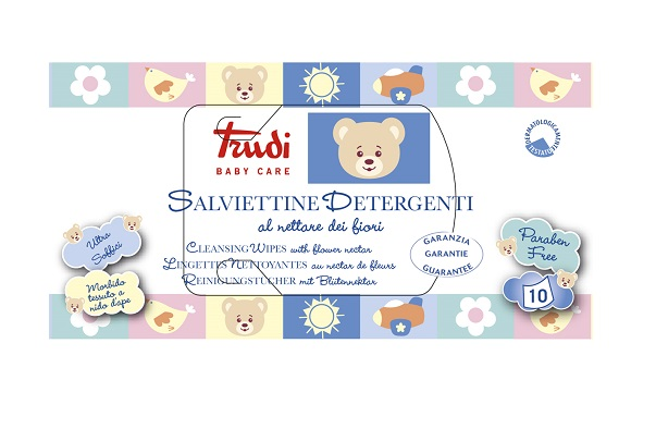 TRUDI BABY CARE SALVIETTINE BABY 10 PEZZI - Farmabellezza.it