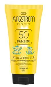 Angstrom Protect Visible Protect Bambini SPF 50+ Crema Solare Protezione Alta 125ml - Zfarmacia
