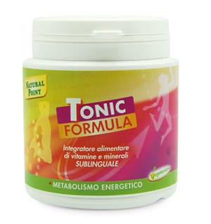Tonic Formula Polvere Integratore Alimentare 100g - COSIMAX SRLS