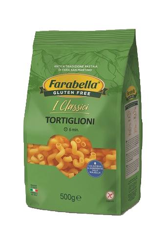 FARABELLA TORTIGLIONI 500 G - Farmabros.it