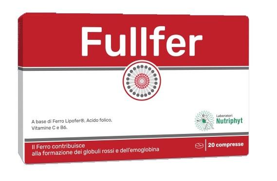 FULLFER 20 COMPRESSE - Farmaseller