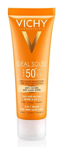 IDEAL SOLEIL VISO ANTI-MACCHIE 50 ML - Antica Farmacia Del Lago