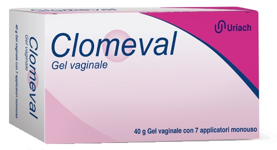 CLOMEVAL GEL VAGINALE TUBO + 7 APPLICATORI MONOUSO - Farmaunclick.it