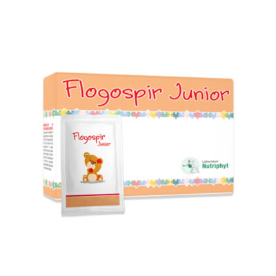 FLOGOSPIR JUNIOR 20 BUSTINE - Farmaseller