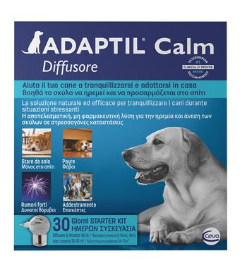 ADAPTIL CALM DIFFUSORE + RICARICA 48 ML - Arcafarma.it