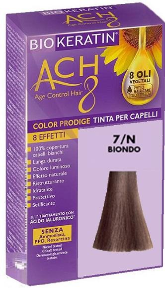 BIOKERATIN ACH8 COLOR PRODIGE 7/N BIONDO - Farmaciacarpediem.it