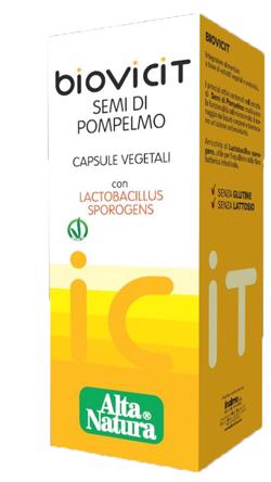 BIOVICIT 60 CAPSULE - Farmaseller