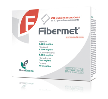 FIBERMET 20 BUSTINE - Farmabellezza.it