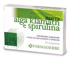 ALGA KLAMAT SPIRULINA 30 COMPRESSE - Iltuobenessereonline.it