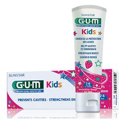 Gum Kids Dentifricio 2 - 6 Anni 50ml - Arcafarma.it