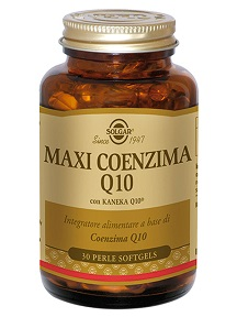 MAXI COENZIMA Q10 30 PERLE - Farmafamily.it
