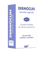 Dermoclin Lavanda Vaginale 2 Flaconi 280ml - Farmastar.it