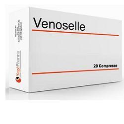VENOSELLE 20 COMPRESSE 18 G - Farmaseller