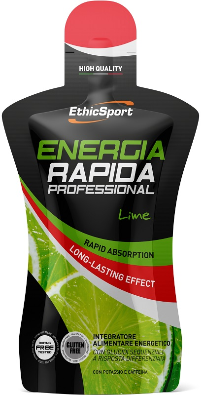 ETHICSPORT ENERGIA RAPIDA PROFESSIONAL LIME 50 ML - Farmastop