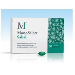 MONOSELECT SABAL 30 CAPSULE - Farmapc.it