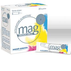 MAG GRANULATO OROSOLUBILE 20 BUSTINE - Farmapage.it