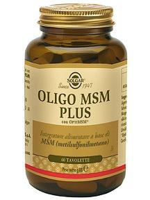 OLIGO MSM PLUS 60 TAVOLETTE - Farmacia Castel del Monte