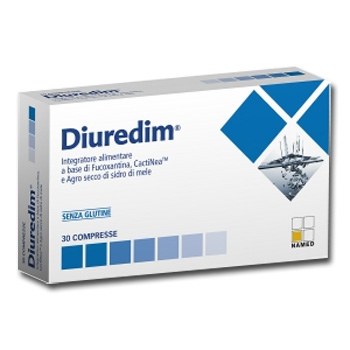 DIUREDIM 30 COMPRESSE - Farmacia 33