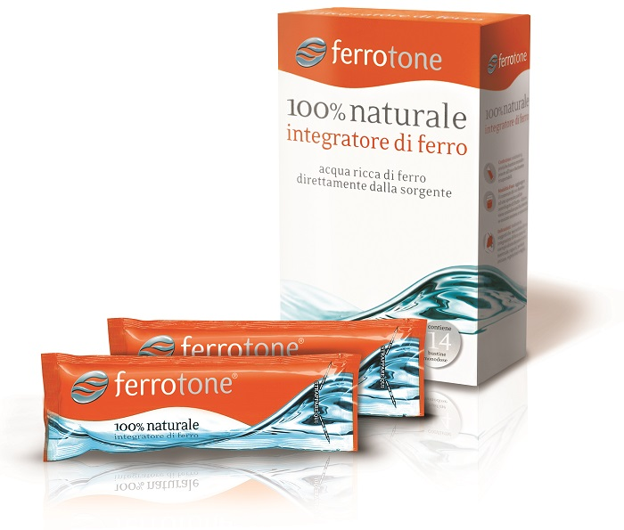 FERROTONE 14 BUSTINE 20 MG - Farmabros.it