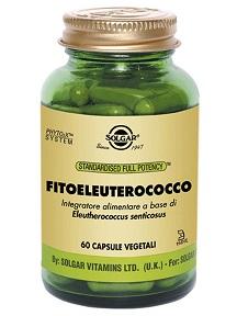 Fitoeleuterococco 60 Capsule Vegetali - Farmalilla