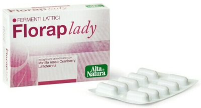 FLORAP LADY 20 OPERCOLI 500 MG - Iltuobenessereonline.it
