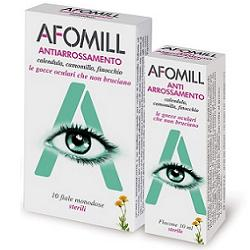 Afomill Antiarrossamento Gocce 10ml - Zfarmacia