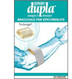 Dupla Bracciale Per Epicondilite