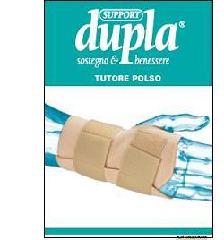 Tutore Polso Dupla Support Taglia Unica - Sempredisponibile.it